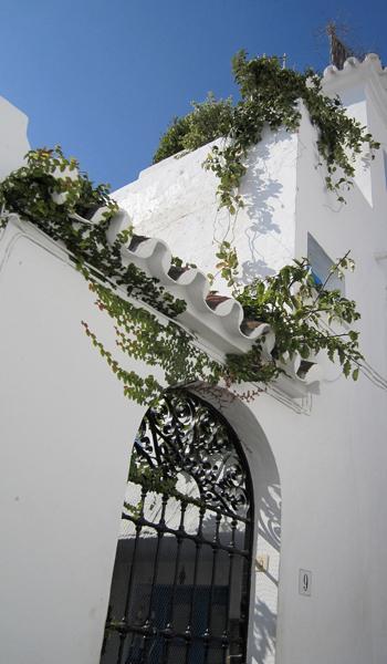 Façade maison maritime Valencia