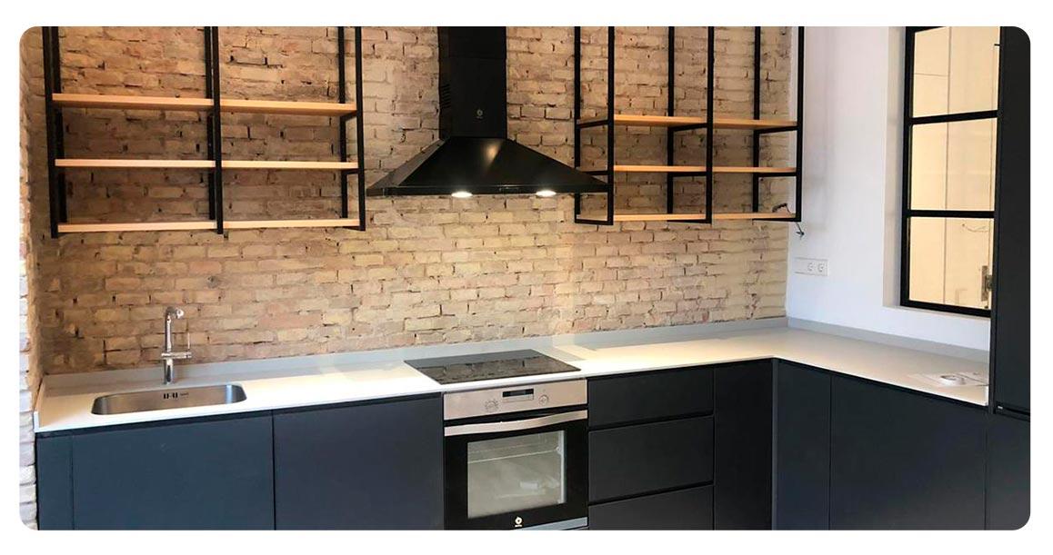 cuisine appartement achete valence spagne ciutat vella
