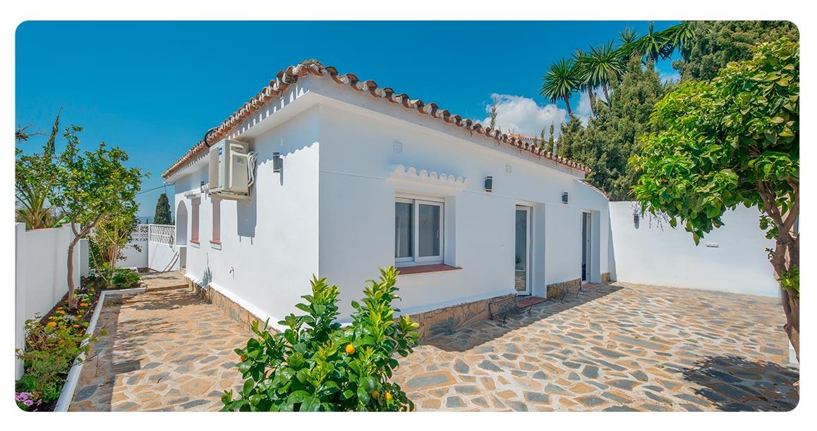 terrasse maison achete malaga benalmadena