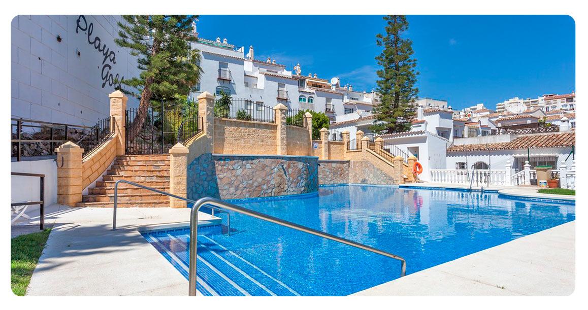 piscine maison achete malaga