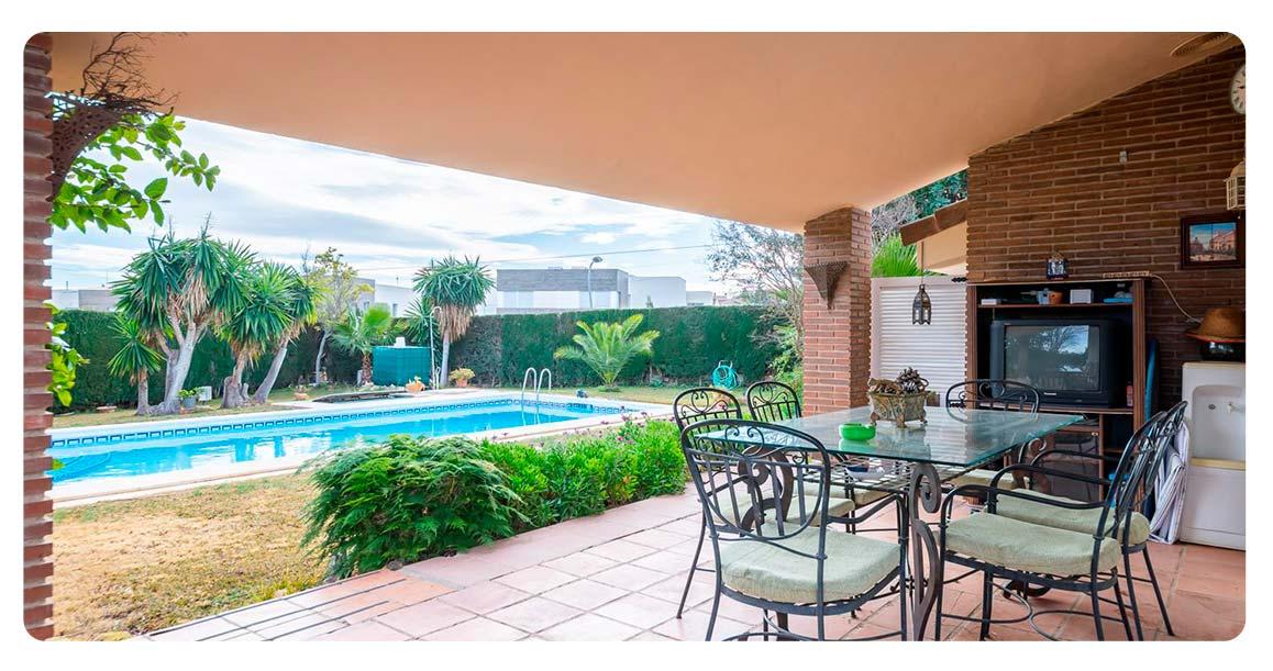 piscine maison achete valence espagne chiva
