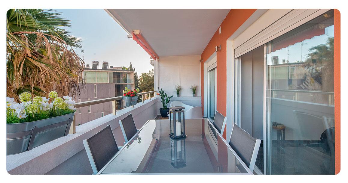 terrasse appartement achete malaga benalmadena