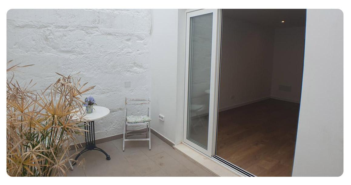 acheter appartement minorque ciutadella terrasse