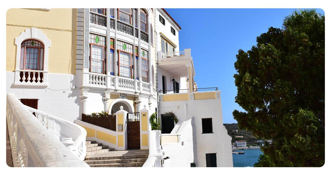 acheter appartement minorque mahon rue