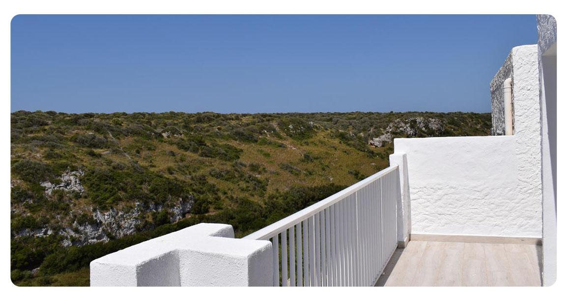 acheter appartement minorque vue mer terrasse