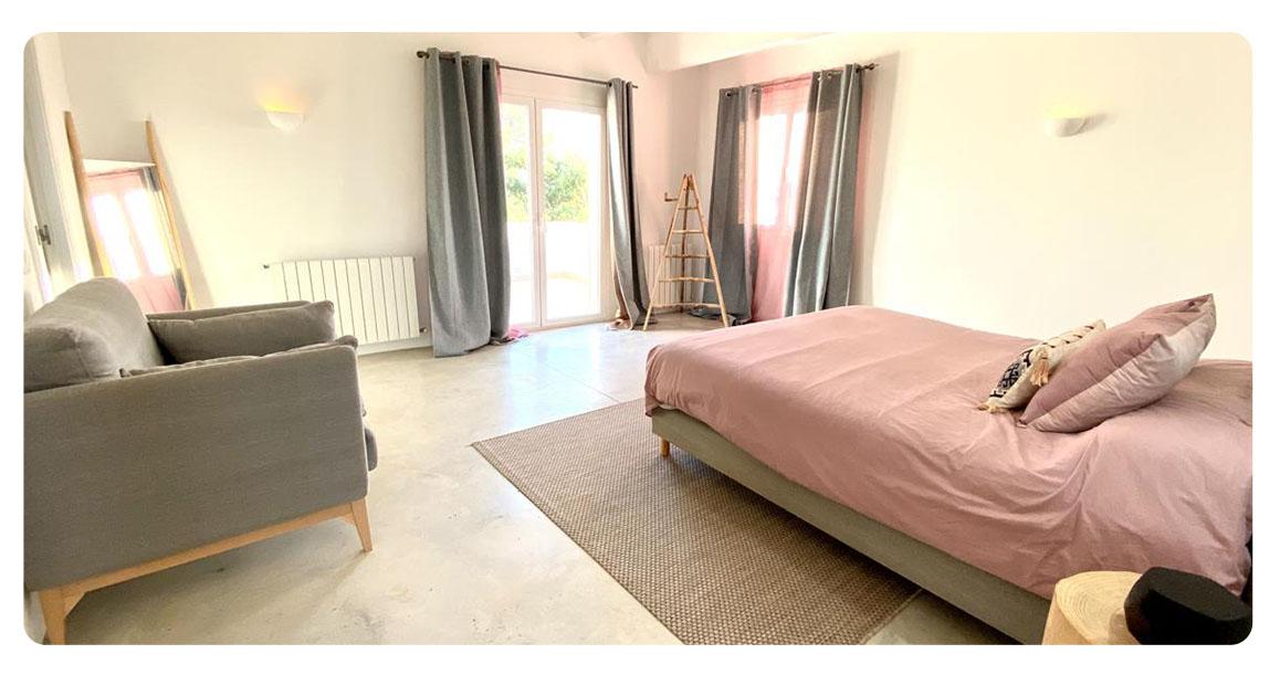 acheter maison contemporain minorque chambre 2