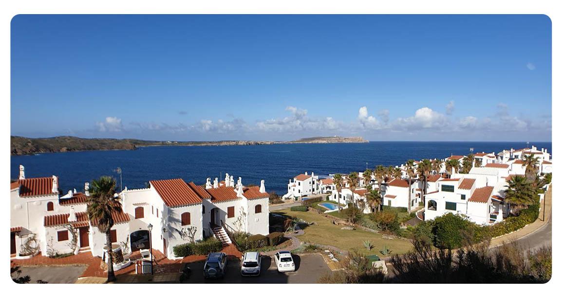 acheter maison contemporain minorque playas fornells vue 2