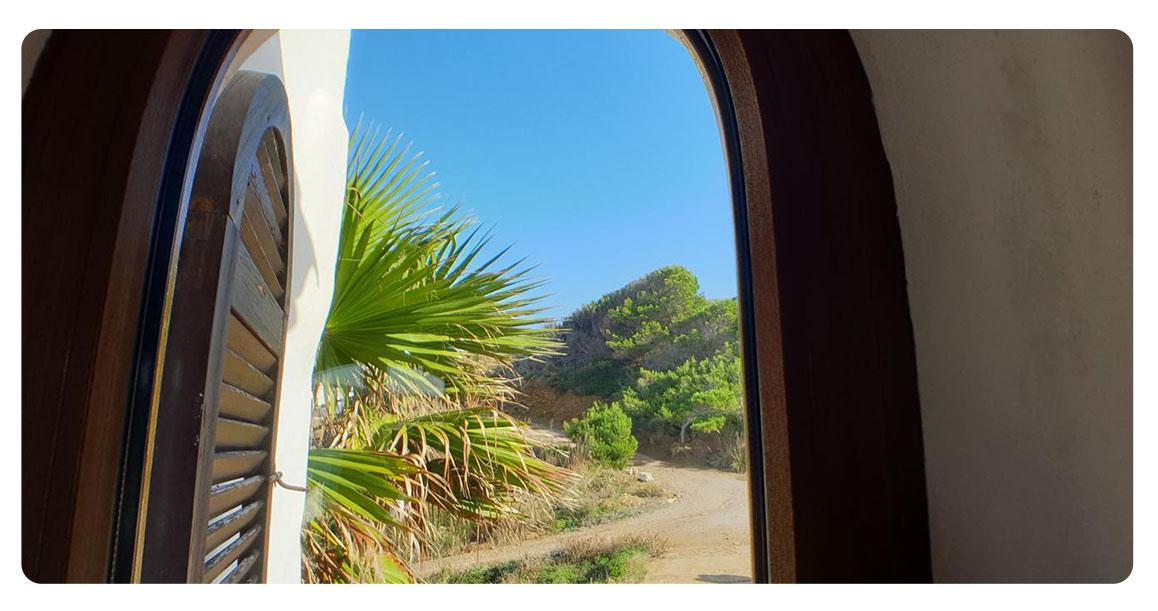 acheter maison contemporain minorque playas fornells vue