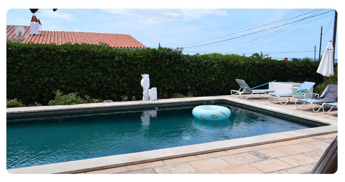 acheter maison grande ville minorque piscine 2
