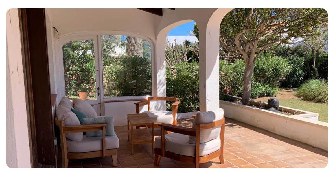 acheter maison grande ville minorque terrasse 2