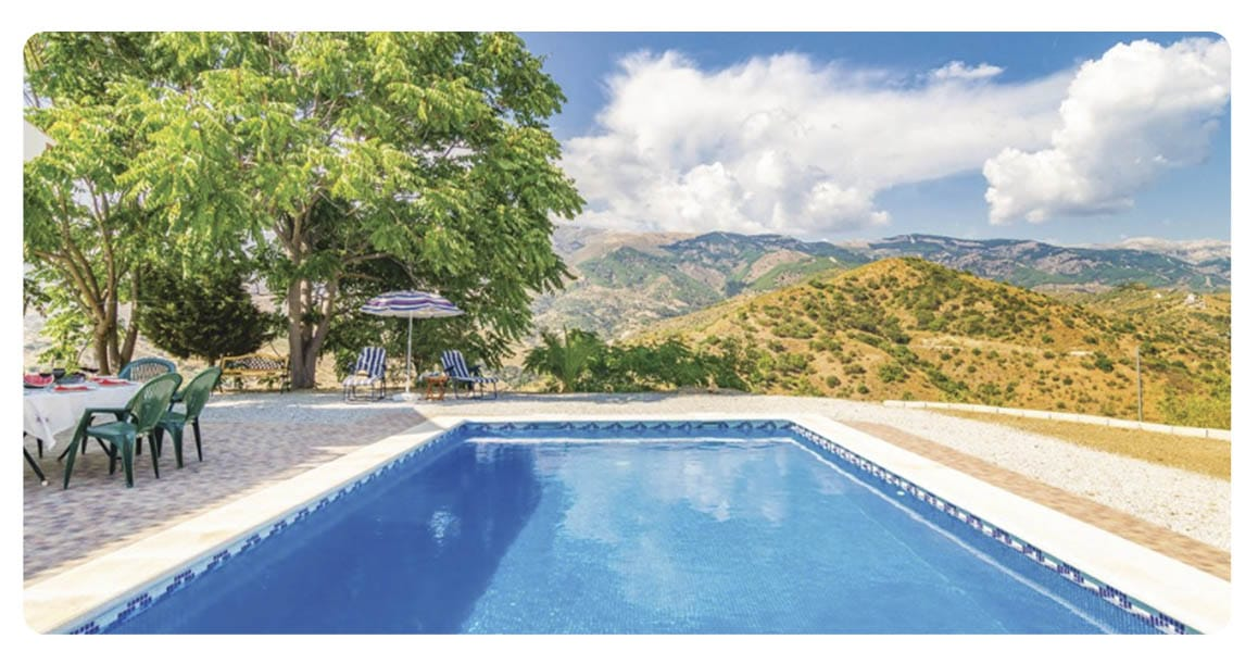 acheter maison malaga espagne piscine 2