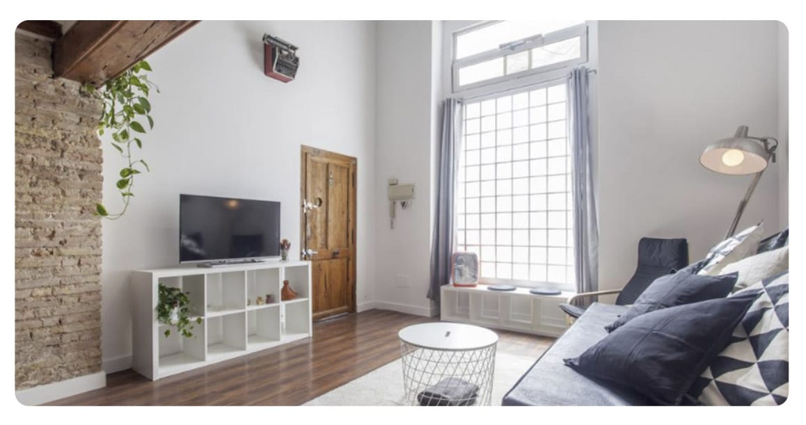 salon loft appartement achete valence espagne