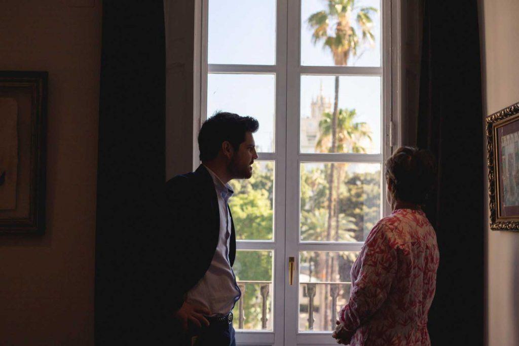 Discussion sur le golden visa en Espagne