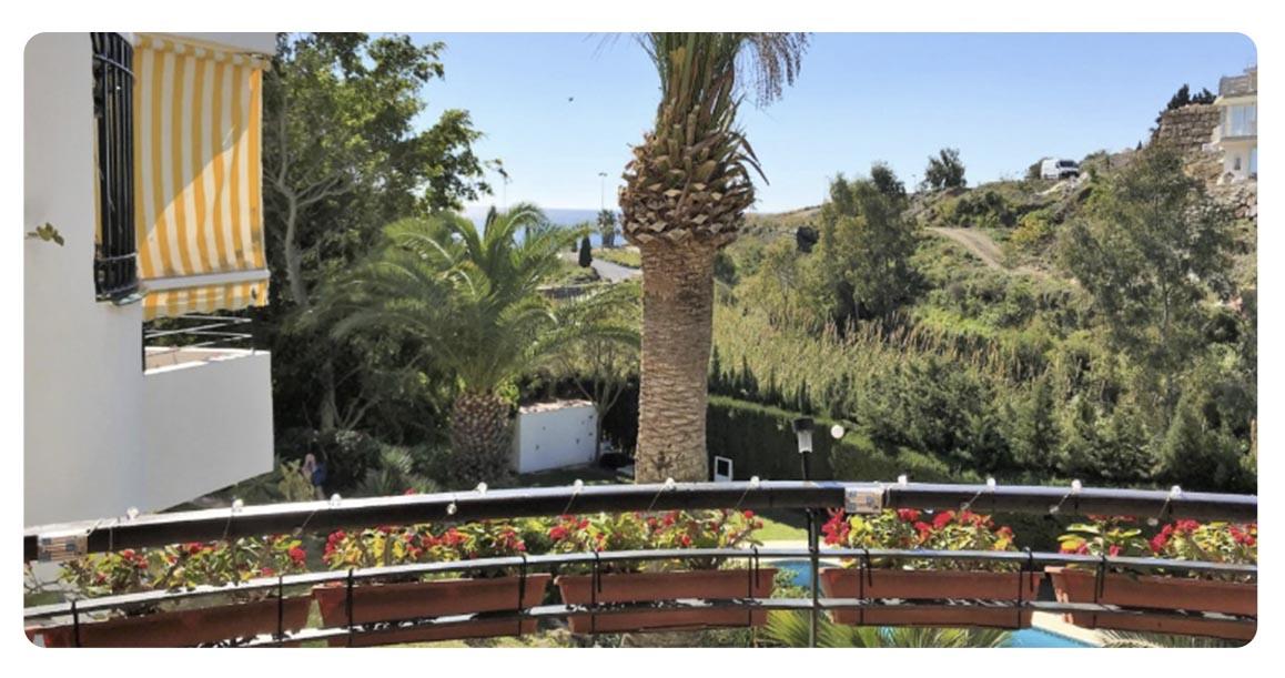 acheter appartement benalmadena Torremuelle jardin 2
