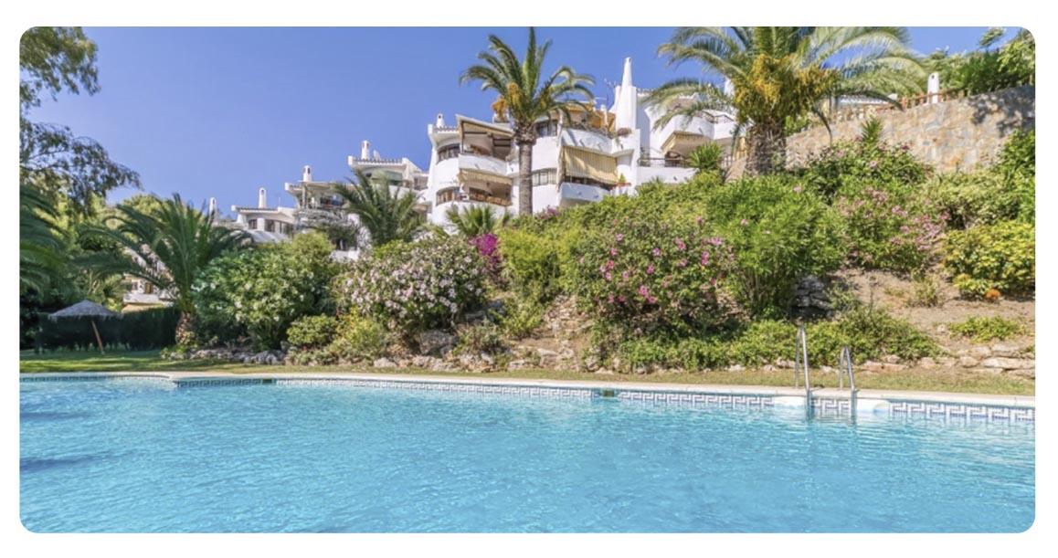 acheter appartement benalmadena Torremuelle piscine