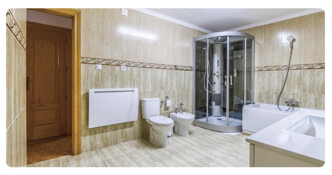 acheter appartement benalmadena Torremuelle salle bain
