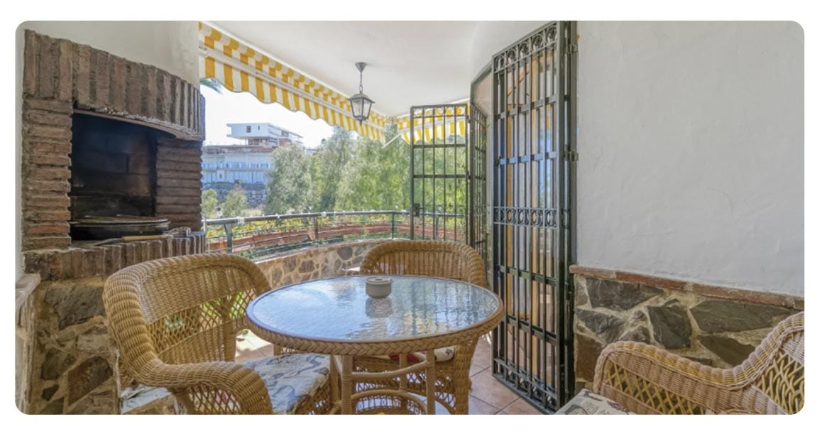 acheter appartement benalmadena Torremuelle jardin terrasse