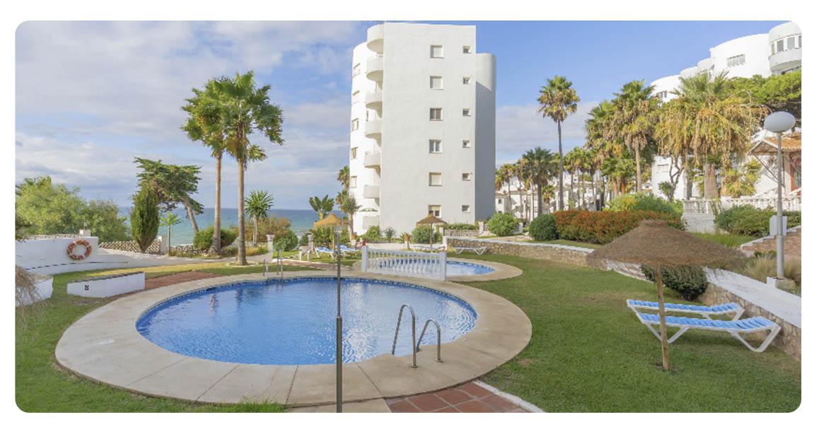 acheter appartements benalmadena Calahonda piscine