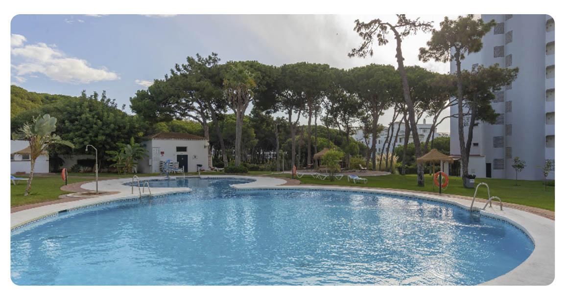 acheter appartements benalmadena Calahonda piscine 2