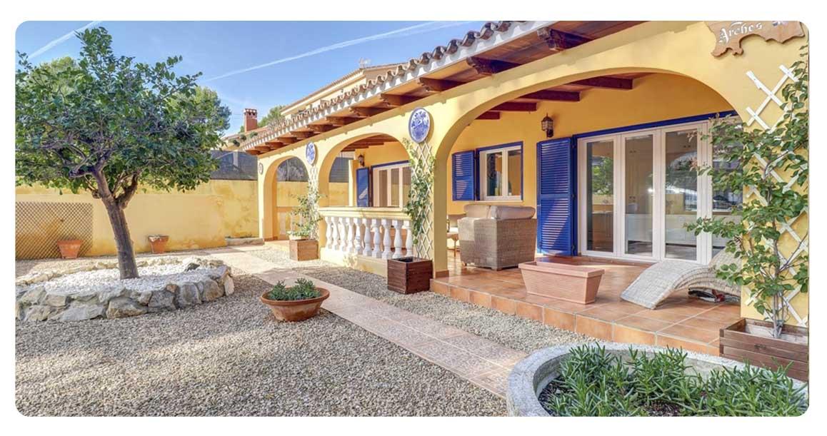 acheter maison a benalmadena terrase 2