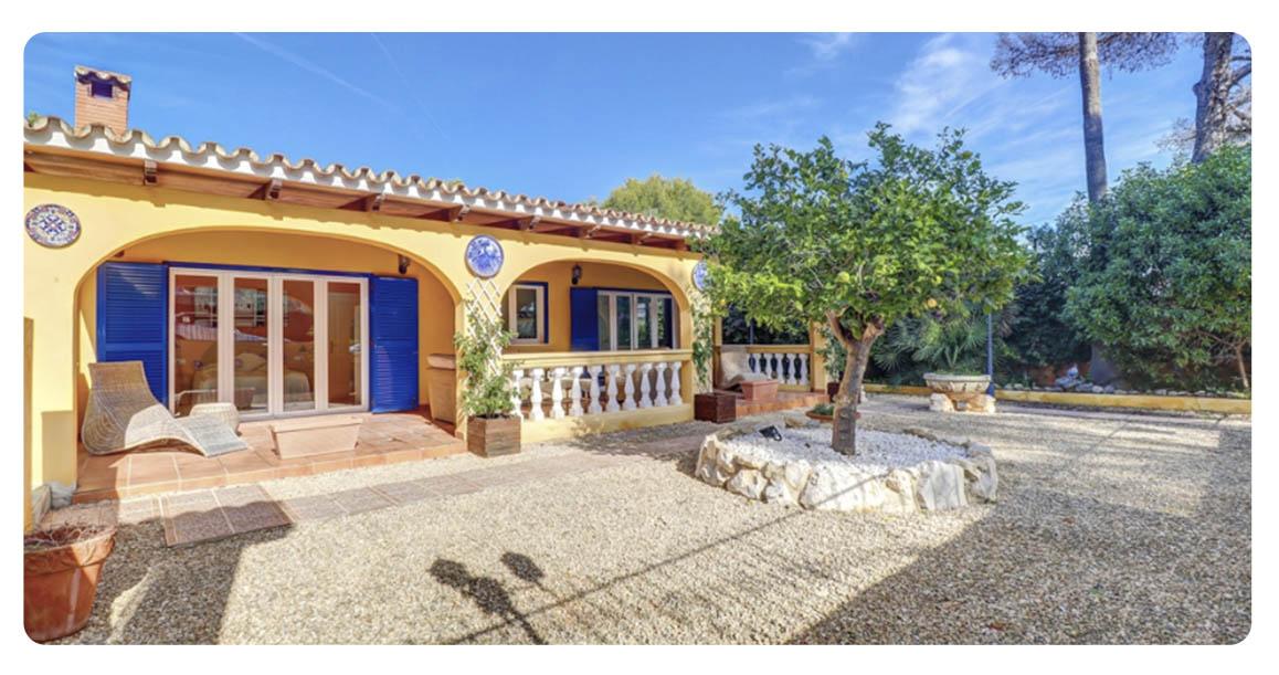acheter maison a benalmadena terrase