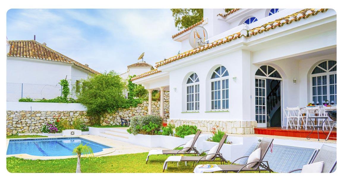 acheter maison a benalmadena mijas terrase
