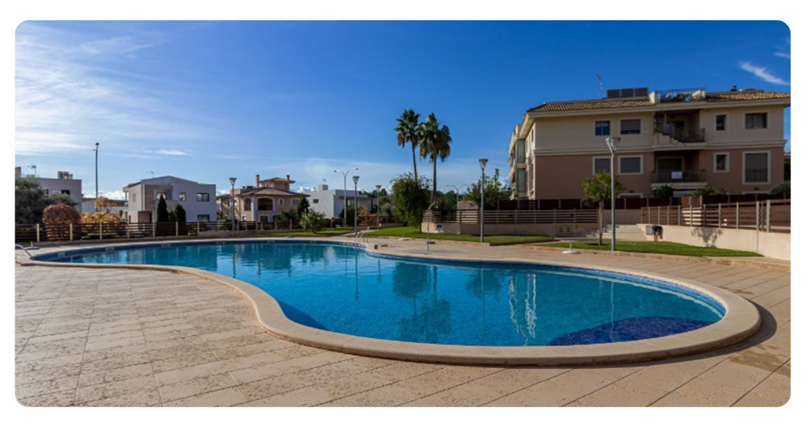 appartement majorque piscine 2 son rapinya