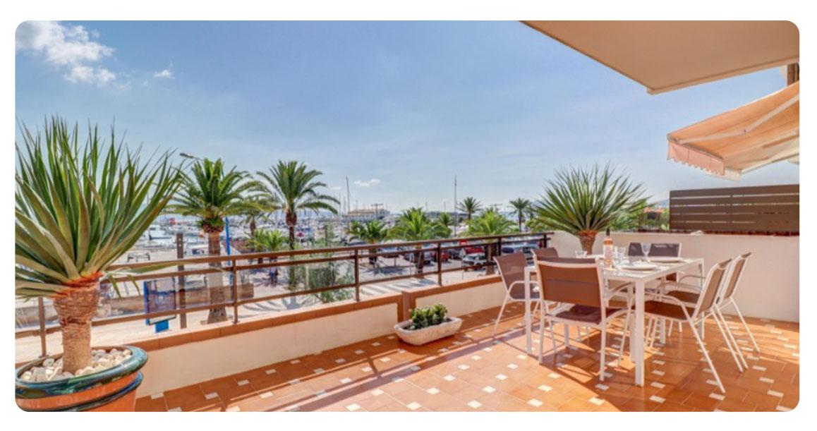 appartement majorque terrasse