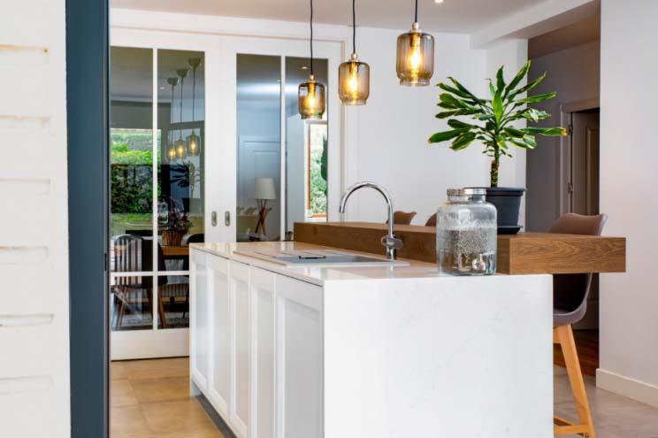 Changement cuisine espace multifonction