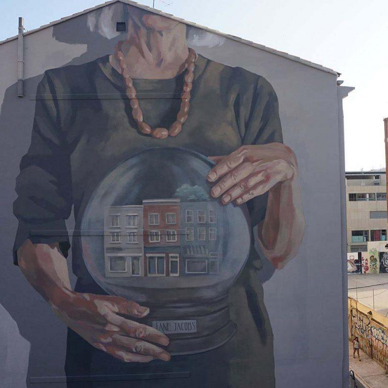 Hyuro, artiste urbain valencia