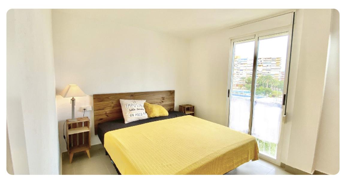 acheter appartement alicante centre chambre
