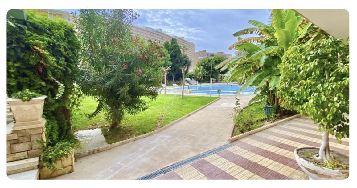 acheter appartement alicante centre jardin