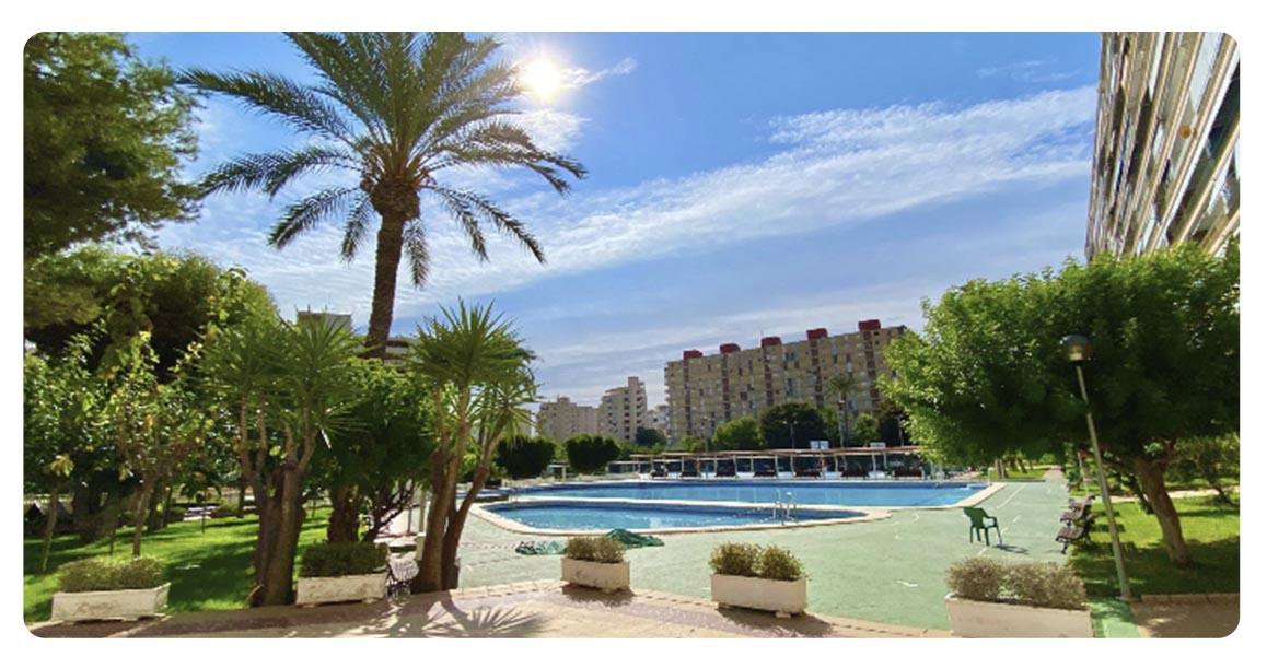 acheter appartement alicante centre piscine 2