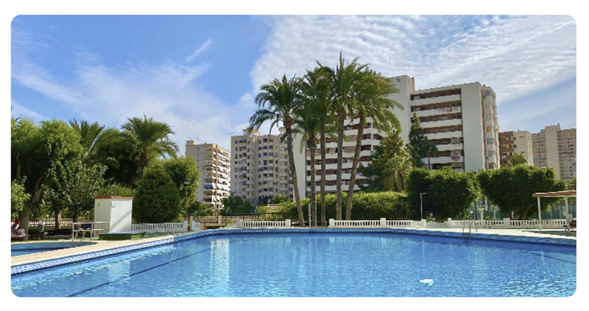 acheter appartement alicante centre piscine