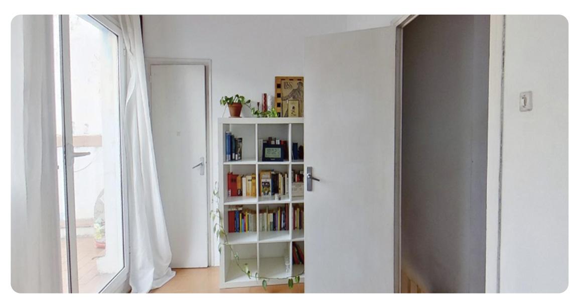 acheter appartement atico barcelone balcon
