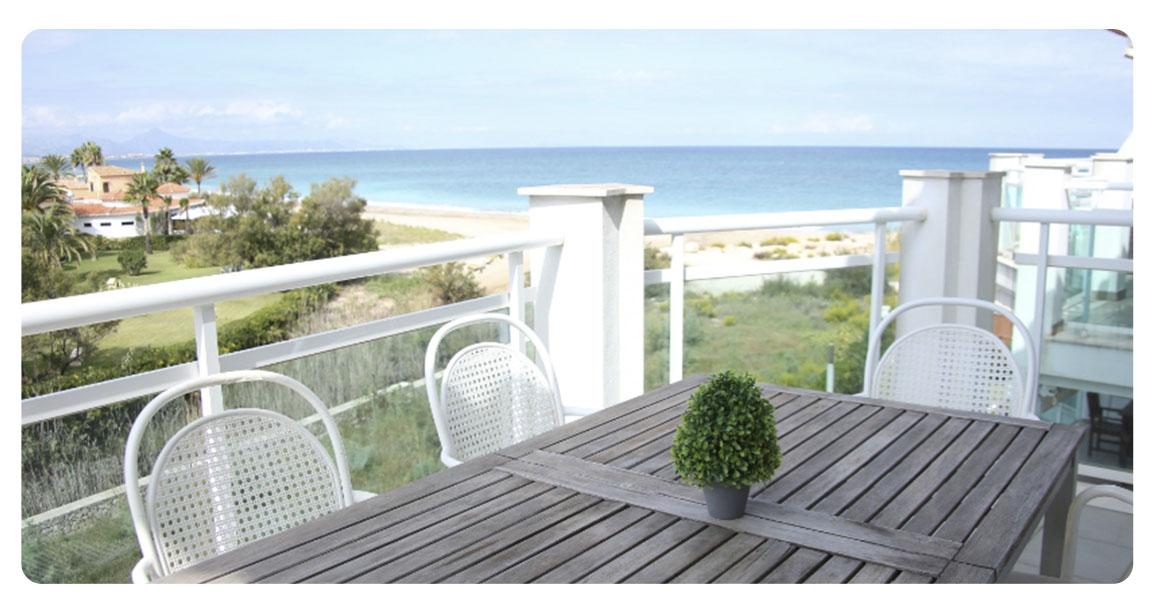 acheter appartement atico denia marjal terrasse 2