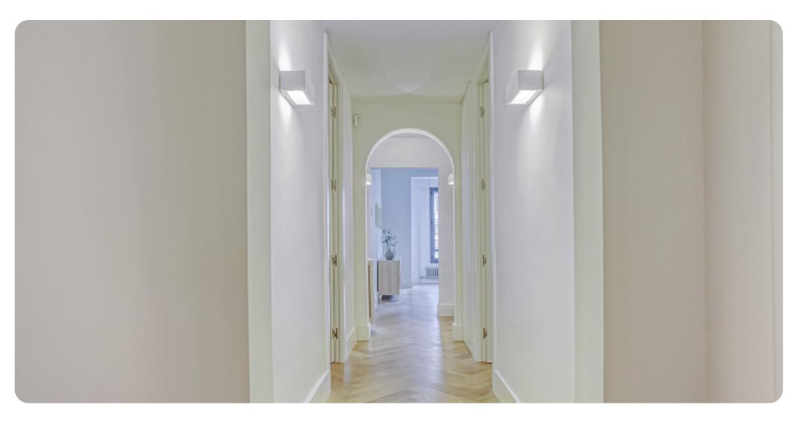 acheter appartement barcelone centre couloir
