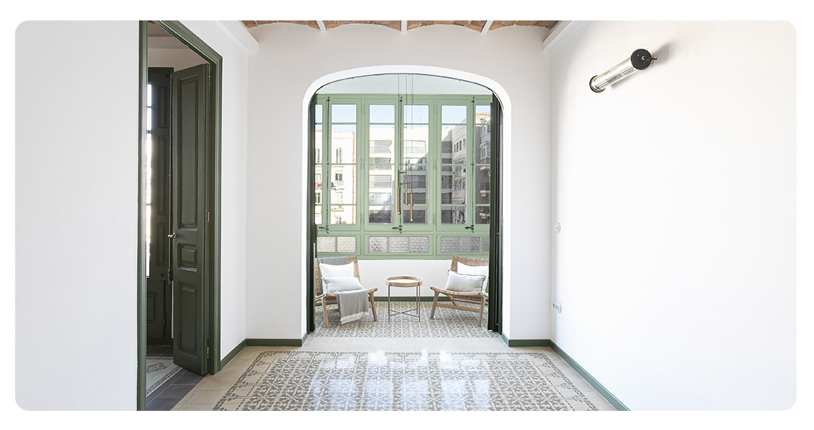 acheter appartement barcelone centre ville terrasse
