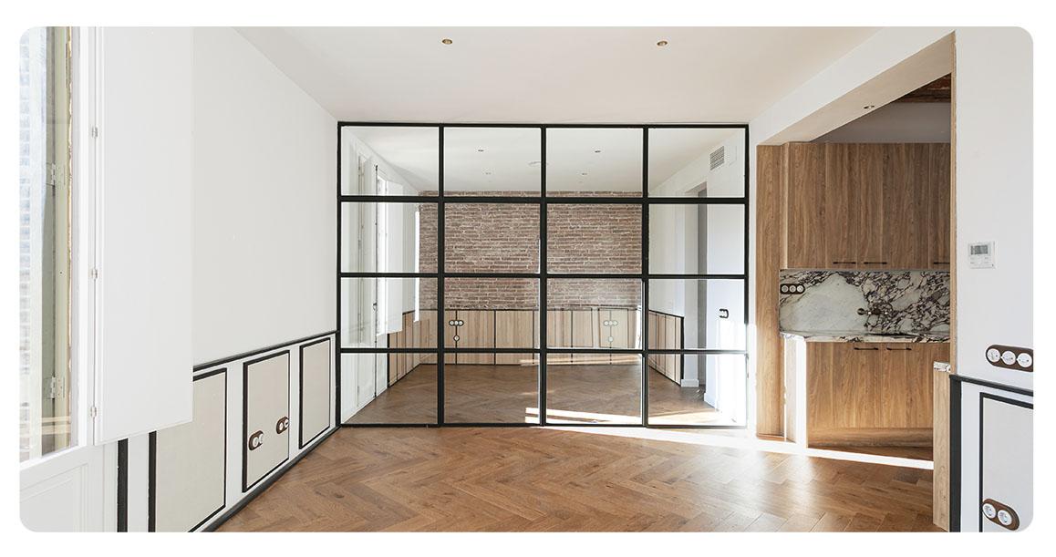 acheter appartement barcelone vue sur sagrada familia salon 2