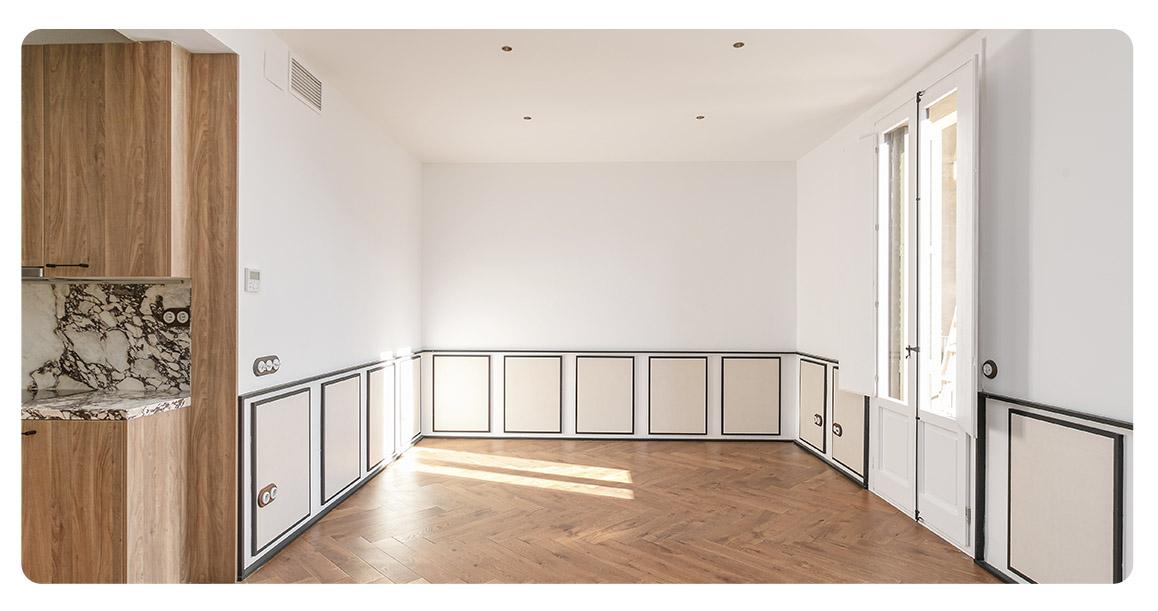 acheter appartement barcelone vue sur sagrada familia salon 3