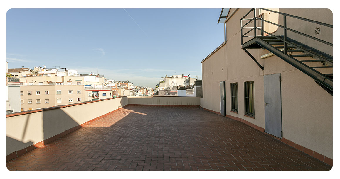 acheter appartement barcelone vue sur sagrada familia terrasse