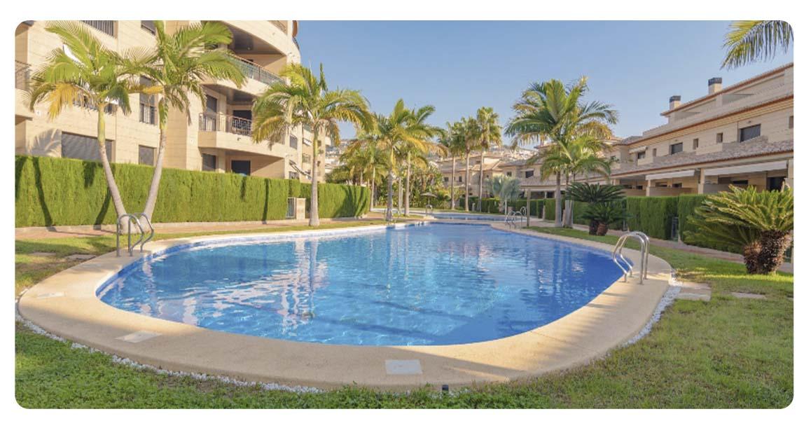 acheter appartement centre javea piscine