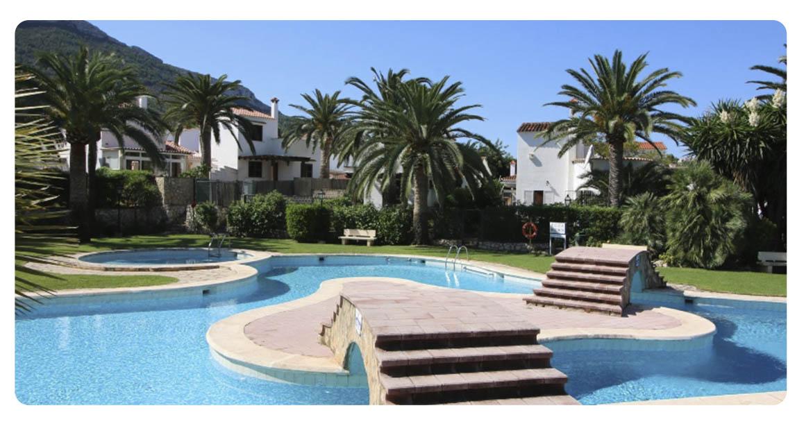 acheter appartement denia montgo piscine