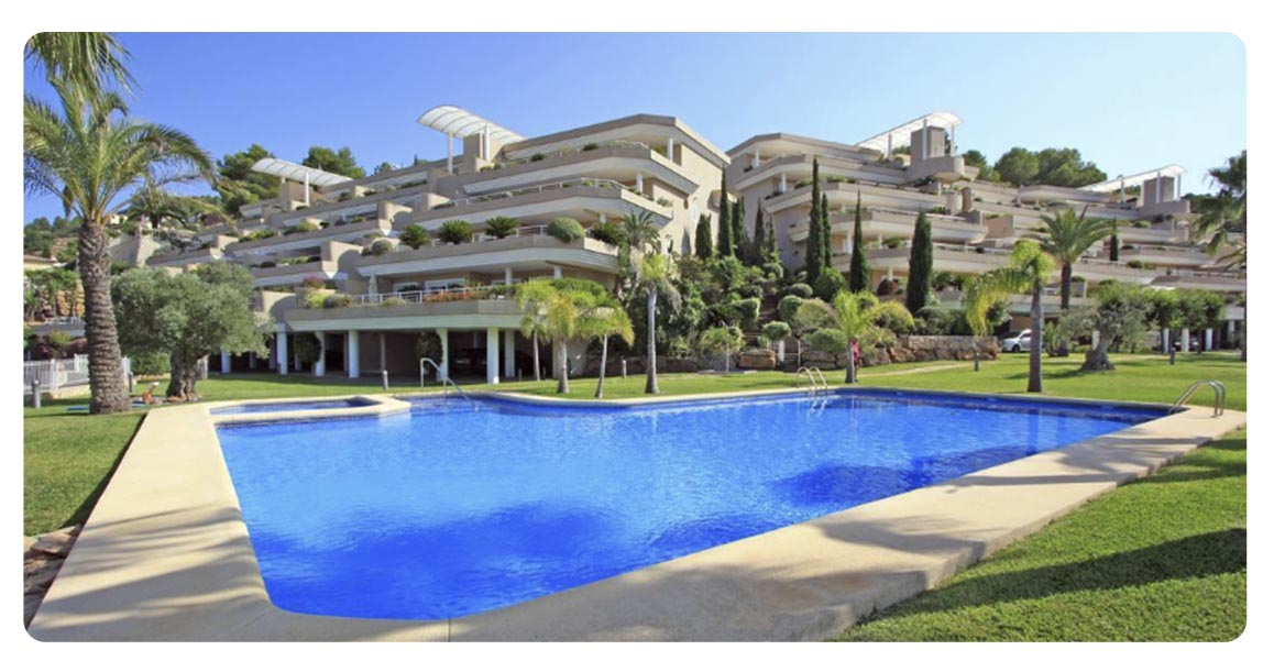 acheter appartement denia port piscine 2
