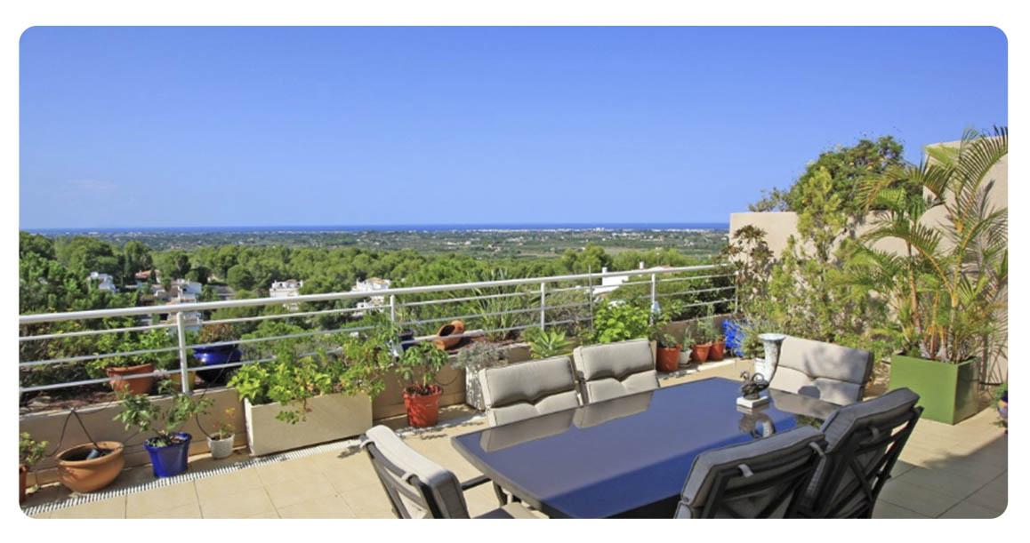 acheter appartement denia port terrasse 2