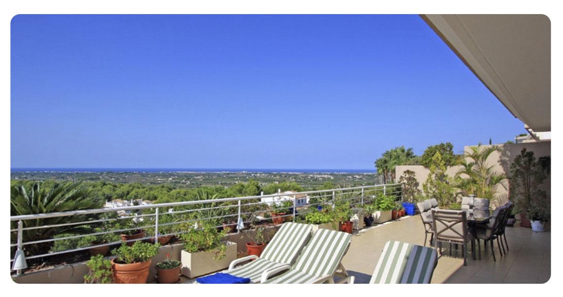 acheter appartement denia port terrasse
