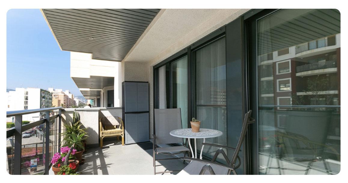 acheter appartement denia terrasse
