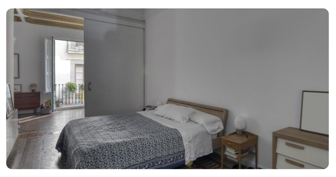 acheter appartement grande barcelone centre chambre