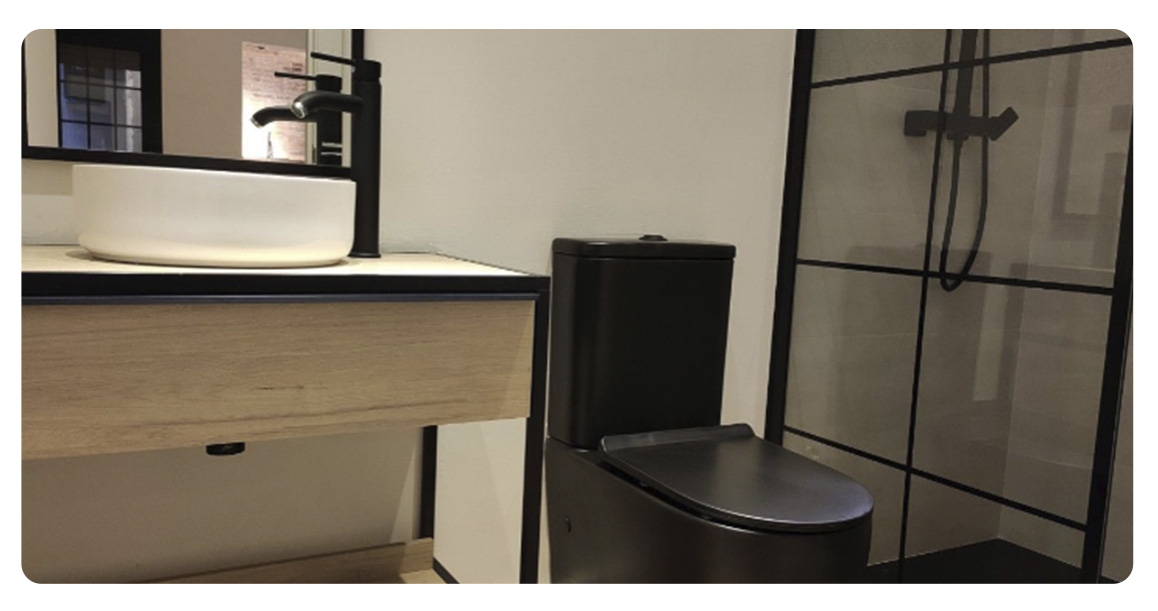 acheter appartement moderne barcelone centre salle de bain