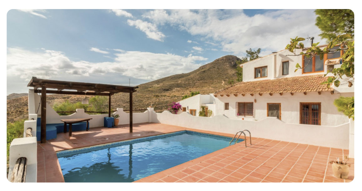 acheter maison alicante valle del sol piscine